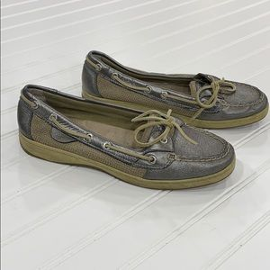 SPERRY Top-Sider Metallic Sneakers
